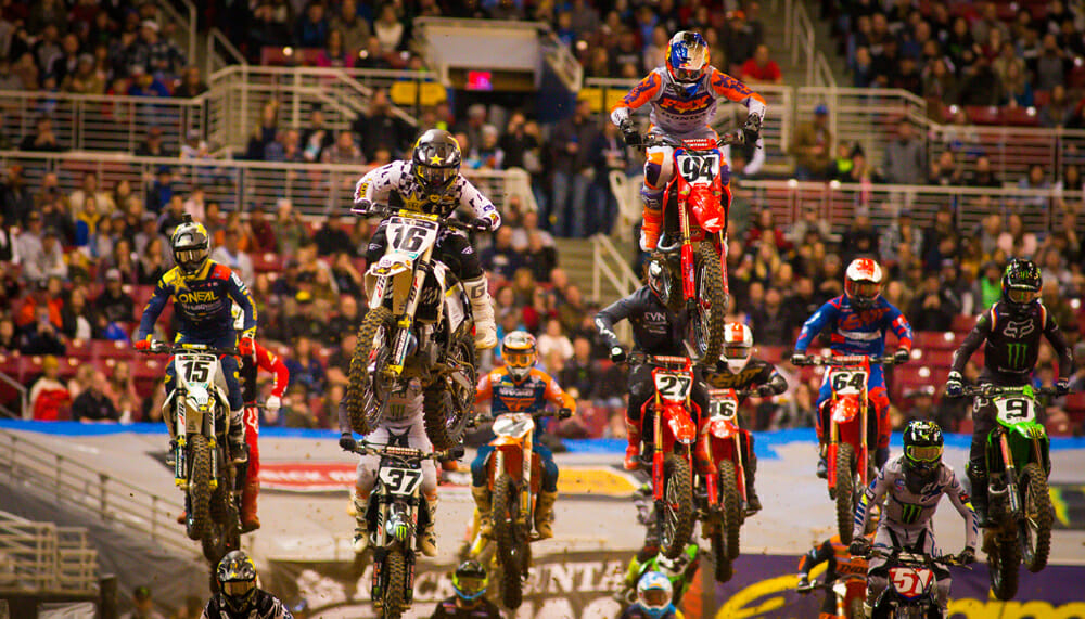 Senior Director Of Operations Supercross Mike Muye Interview Cycle News