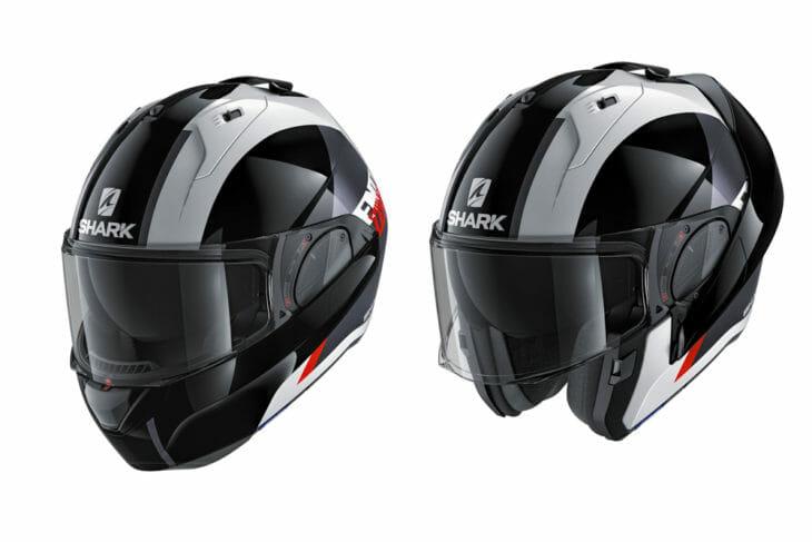 Shark Evo-One 2 Helmet in Endless Graphic