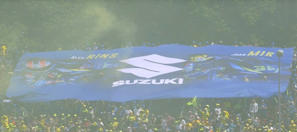 Team Suzuki Ecstar   We Will Reunite Video