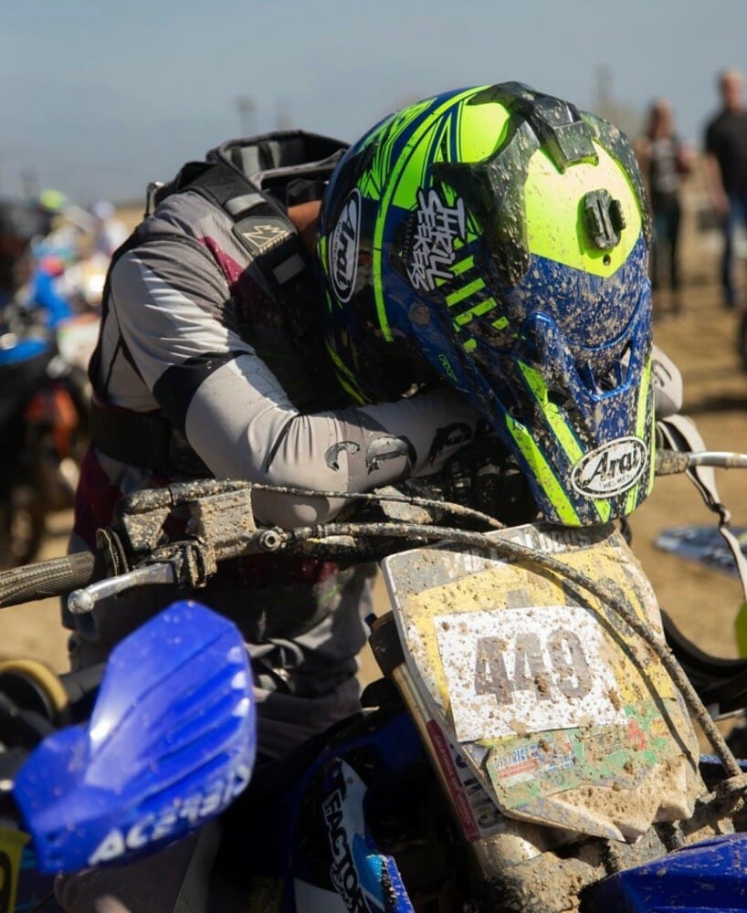 All of Glen Helen events and practice days are postponed