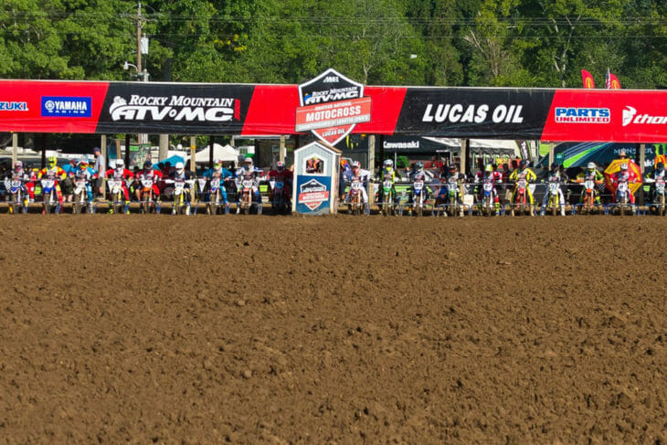 MX Sports State of the Sport Address | Update on 2020 AMA Amateur National Motocross Championship