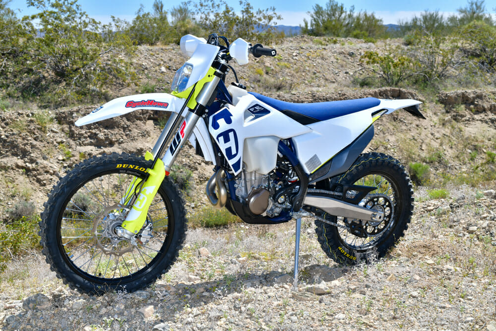 2020 Husqvarna FE 501 left side