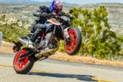 2020 KTM 890 Duke R Review | Mattighofen's Middleweight Mastery