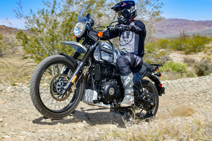 2020 Royal Enfield Himalayan Review | Want adventure but on a budget? The 2020 Royal Enfield Himalayan could be just the ticket.