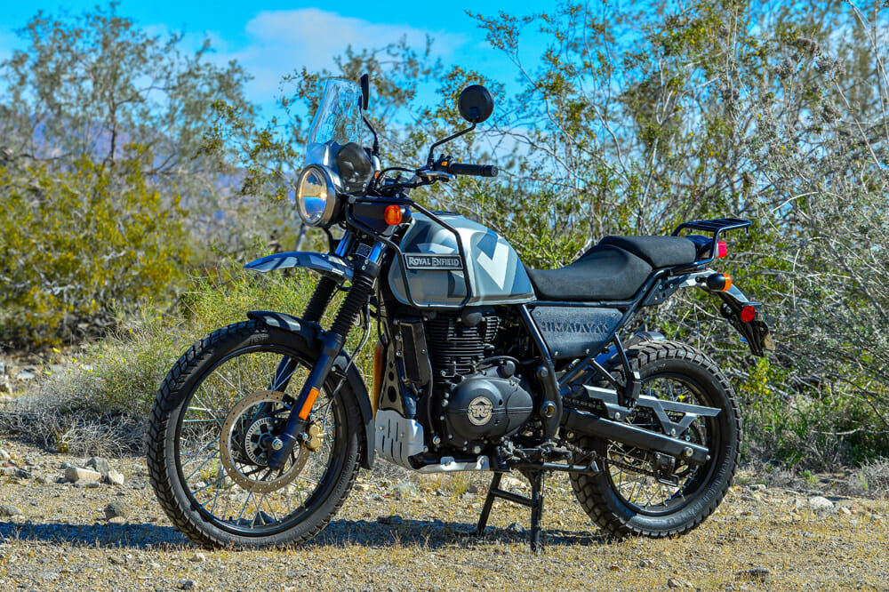 2020 Royal Enfield Himalayan Specifications
