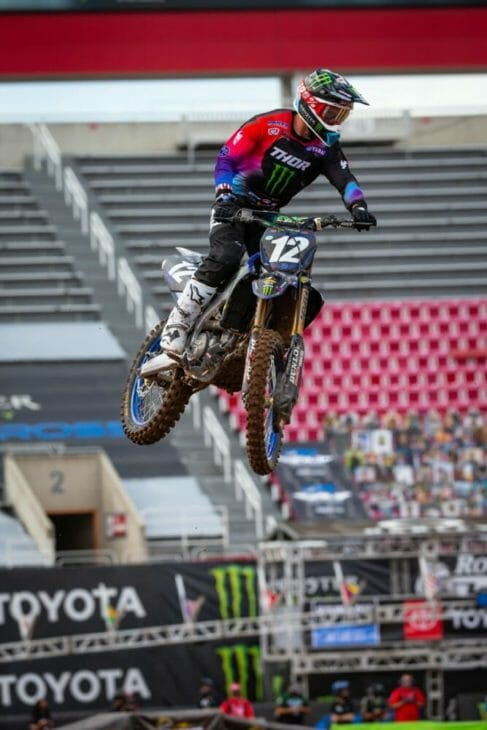 2020 Salt Lake City Supercross Rnd 11 Results