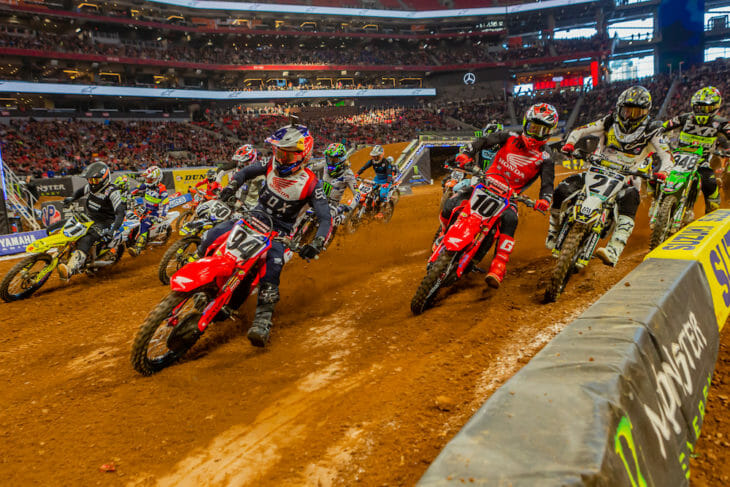 2020 Supercross Series to Resume May 31st