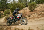 2021 Yamaha Tenere 700 Review Cycle News Action Dirt right side 1