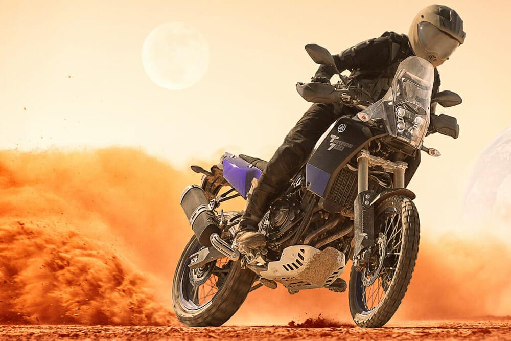 Yamaha Announces Arrival of 2021 Ténéré 700 in U.S.