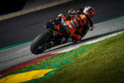 Dani Pedrosa KTM MotoGP RBR Private Test 2020