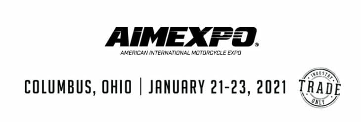 AIMExpo 2021 Logo and Dates small