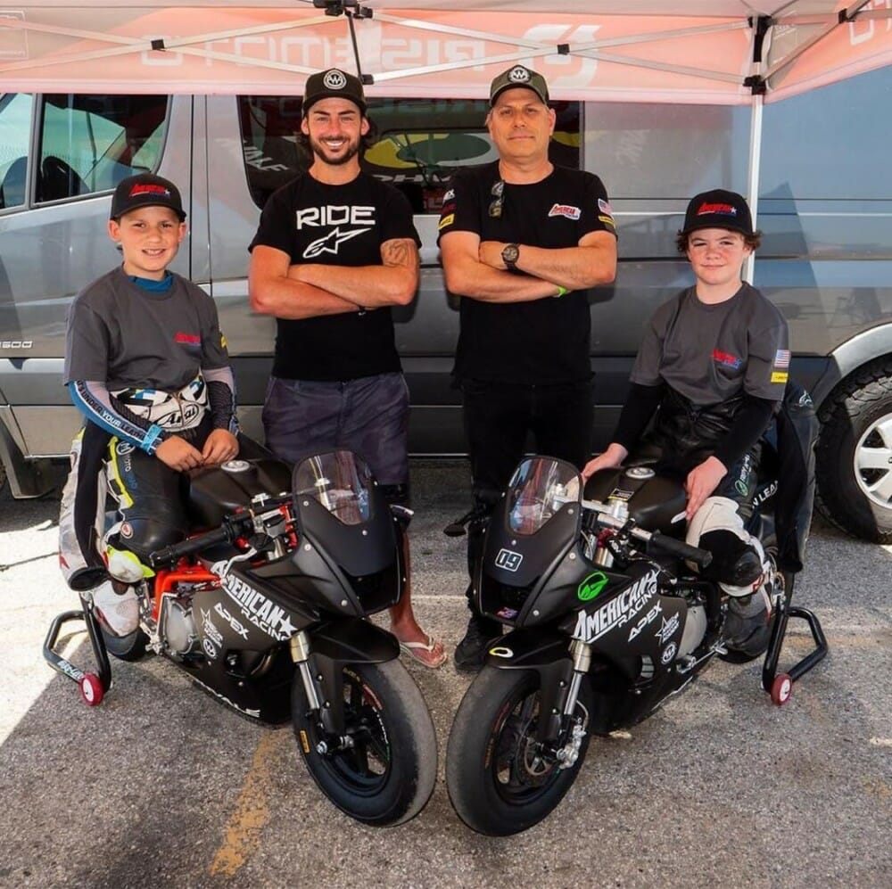 American Racing Team Announces Official Ohvale Racing Team