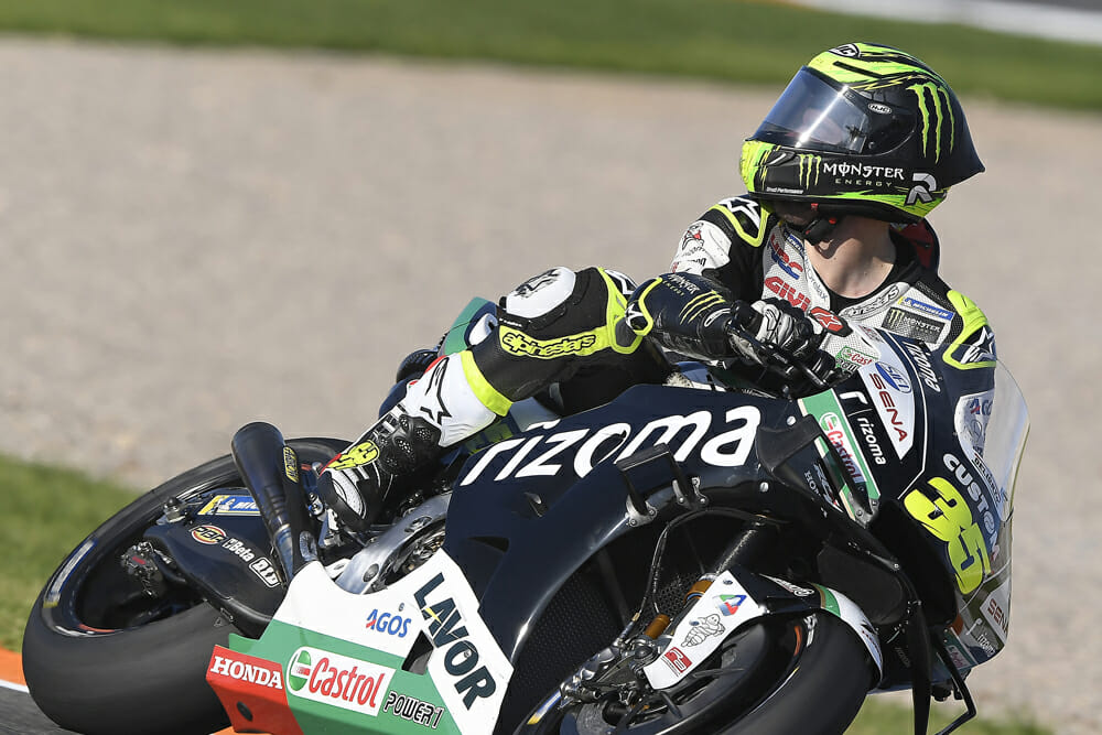 Cycle News Interview Cal Crutchlow
