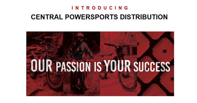 Central Powersports Distribution (CPD)