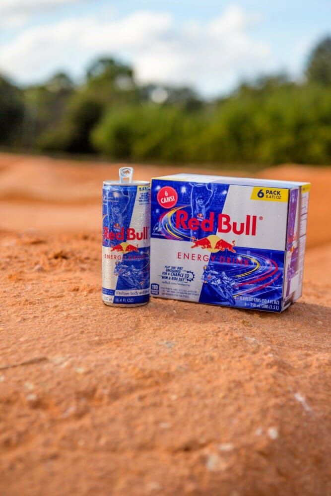 Red Bull Energy Drink Launches LE MX Can Featuring Cooper Webb