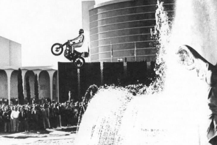 Cycle News Archives - The attempted jump that made Evel Knievel more famous than he already was— Caesar's Palace.