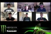 Kawasaki Racing Team Meeting
