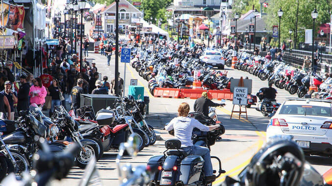 Laconia Motorcycle Week Rescheduled for August 22-30
