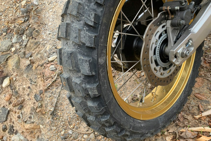 Michelin Anakee Wild ADV Tires Review