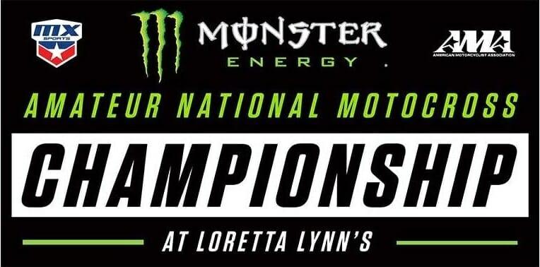 Monster Energy Named Title Sponsor Loretta Lynn's MX
