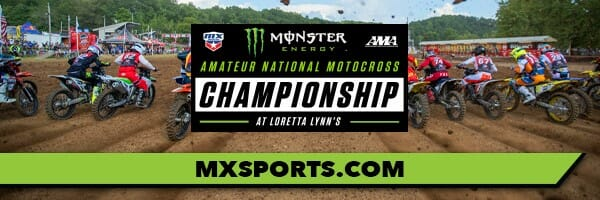 Monster Energy Named Title Sponsor Loretta Lynn's MX