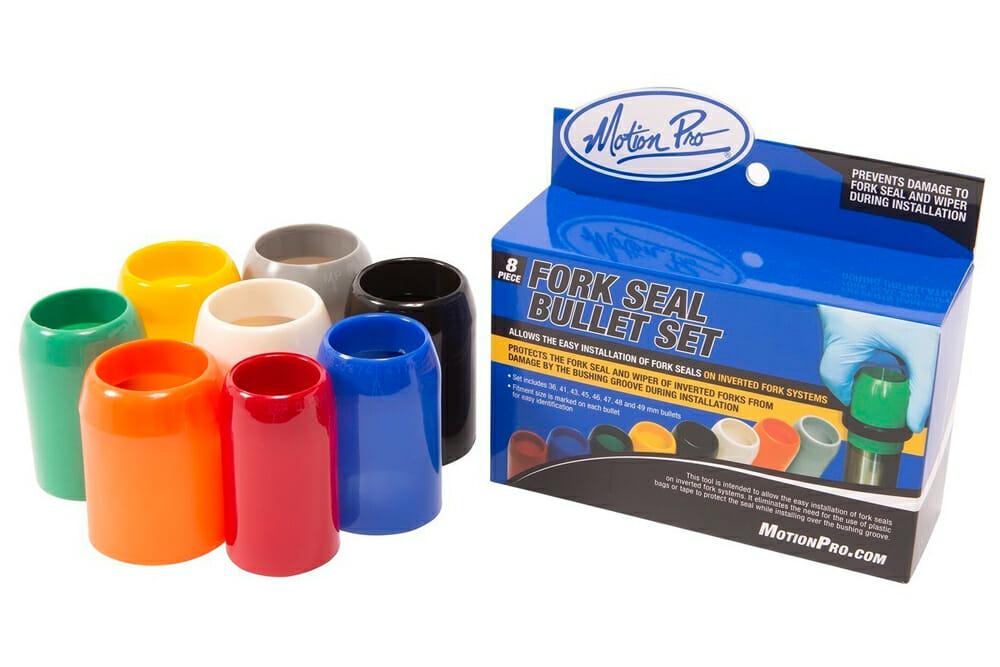 Motion Pro Fork Seal Bullet Set