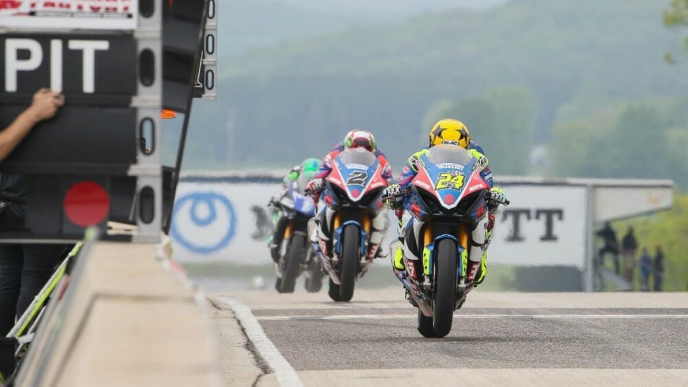 MotoAmerica Set To Begin At Road America May 29