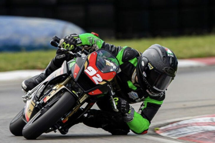 PMT Tires will be the spec tire of the 2020 MotoAmerica Mini Cup by Motul.