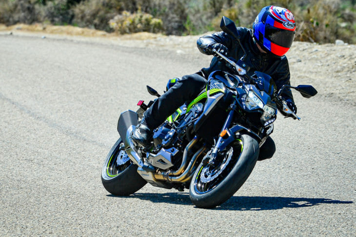 2020 Kawasaki Z900 ABS Review | Kawasaki's given its sporty naked a bit of a facelift for 2020 and kept the price on the right side of $10k.