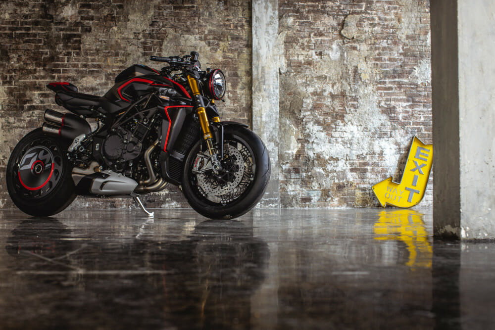 Production of MV Agusta Rush 1000 to Start in June