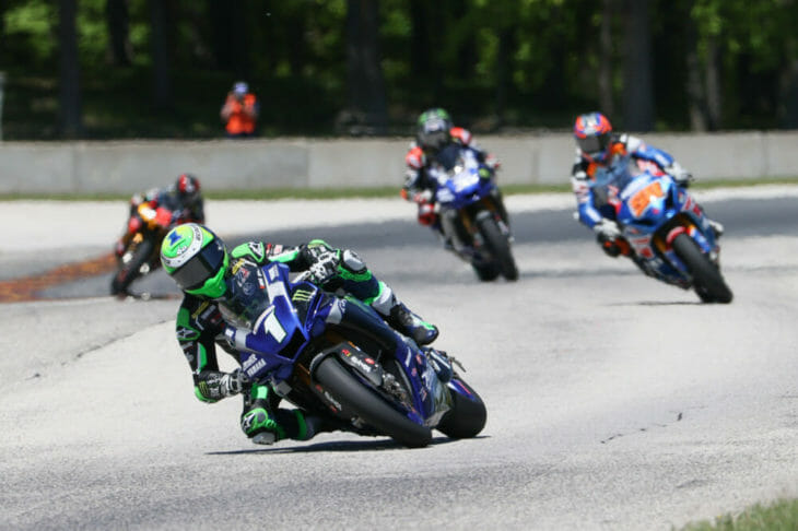 2020 MotoAmerica Road America Results Rd 1 Sunday Beaubier