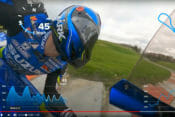 Sylvain Guintoli GSX-R1000R On-Track Test Video