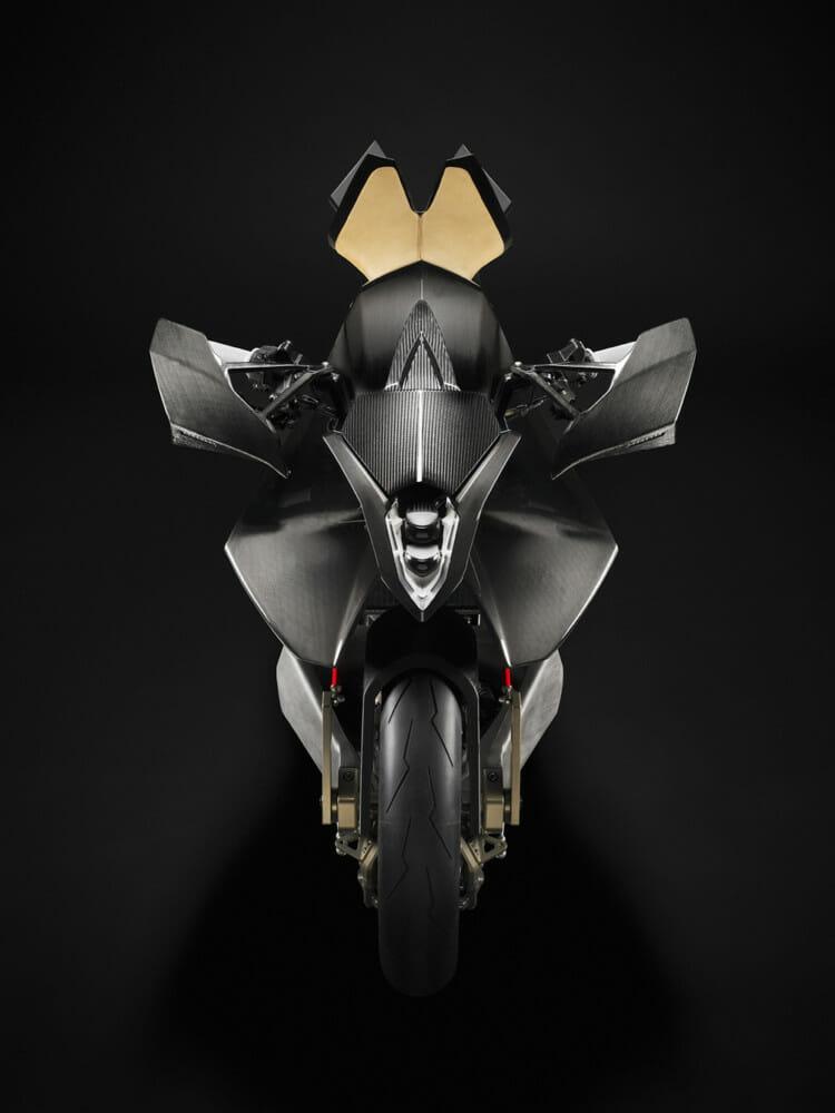 Vyrus Alyen 988 carbon-fiber body