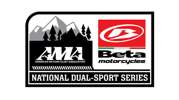 2019 Beta AMA National Dual Sport Series Prizes Awarded