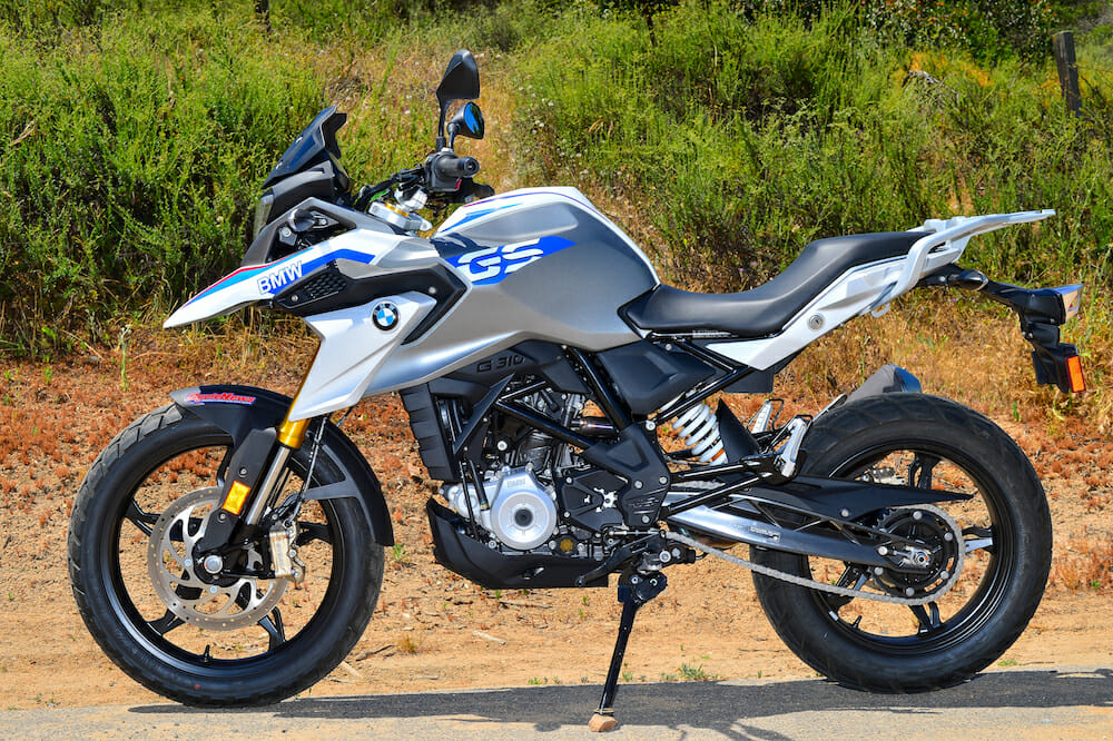 2020 BMW 310 GS Specifications
