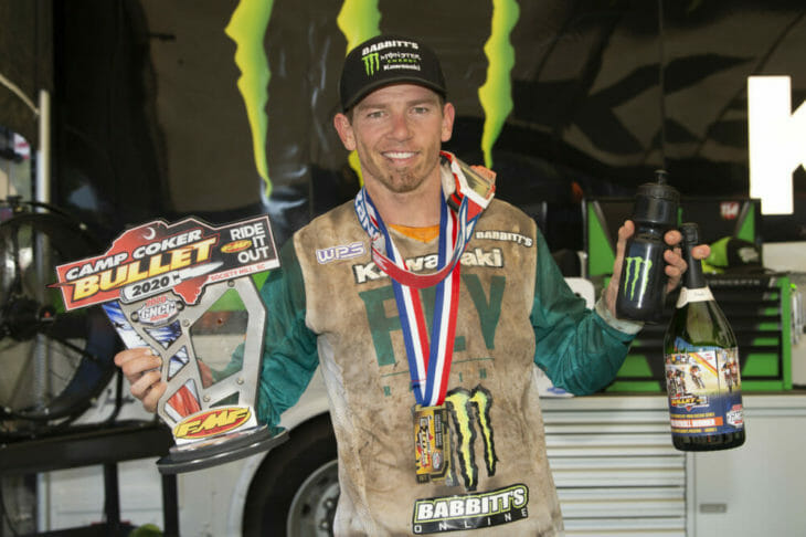 2020 Camp Coker GNCC Results