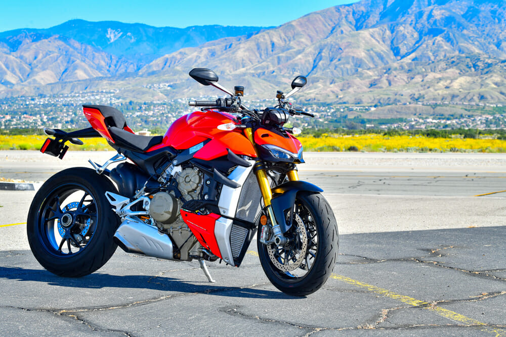 The 2020 Ducati Streetfighter V4 S Review