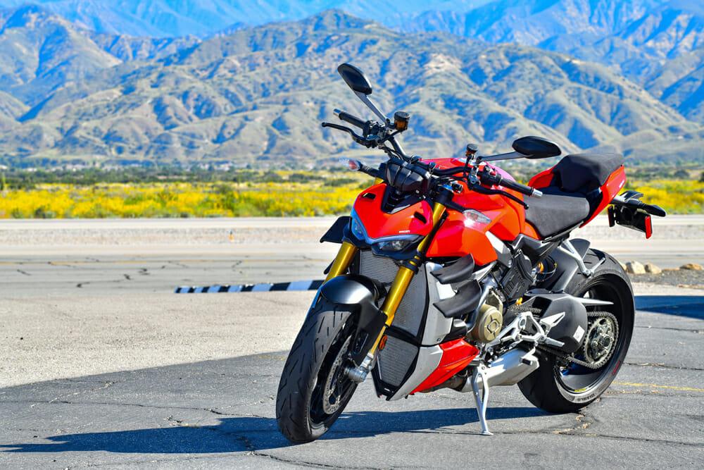 2020 Ducati Streetfighter V4 S Specifications