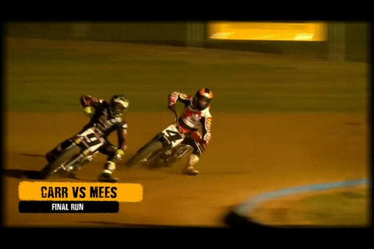 2020 Flattrack FITE Klub 1 Final Race Screen Shot