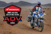 Honda Becomes Title Sponsor for AMA National Adventure Riding Series