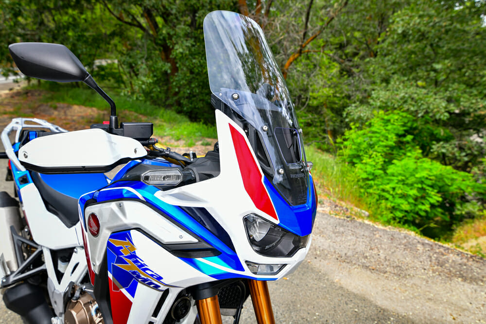 2020 Honda Africa Twin Adventure Sports ES color