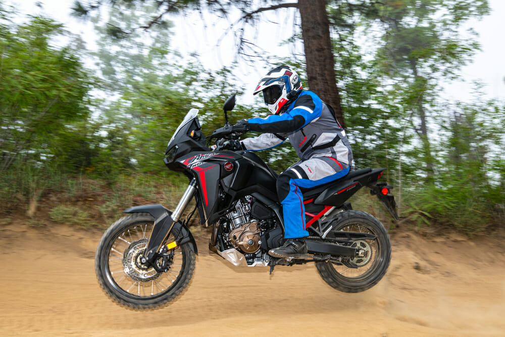 2020 Honda CRF1100L Africa Twin DCT model