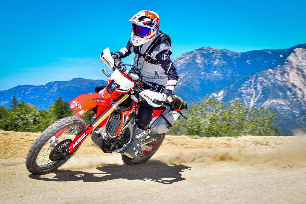 2020 Honda CRF450L Project Wrap up