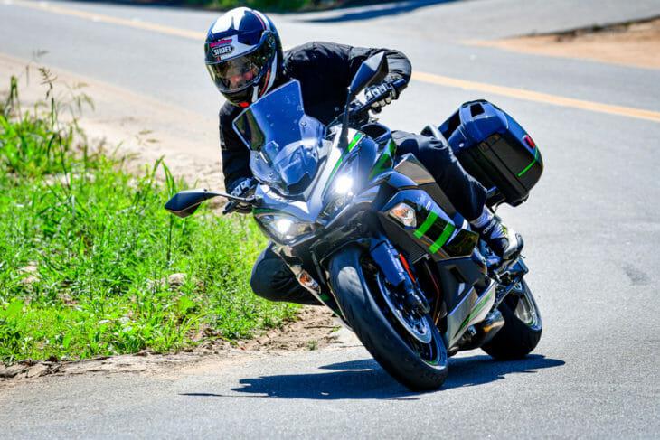 2020 Kawasaki Ninja 1000 ABS Cycle News Review