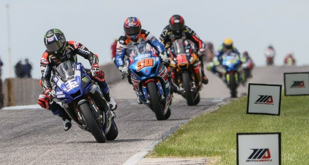 Record Viewership Numbers For MotoAmerica Series Opener
