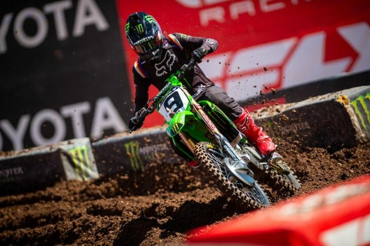 2020 Salt Lake City Supercross Rnd 12 Results Cianciarulo
