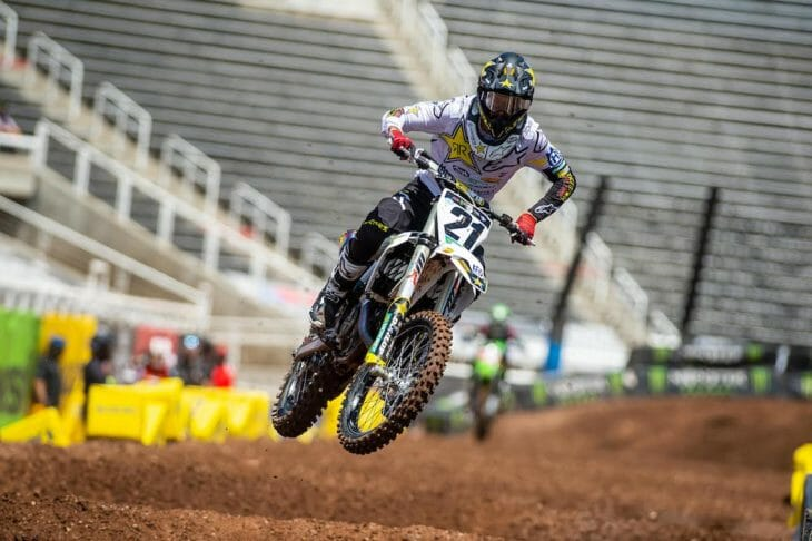 2020 Salt Lake City Supercross Rnd 16 Results
