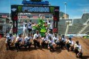 2020 Salt Lake City Supercross Rnd 17 Results
