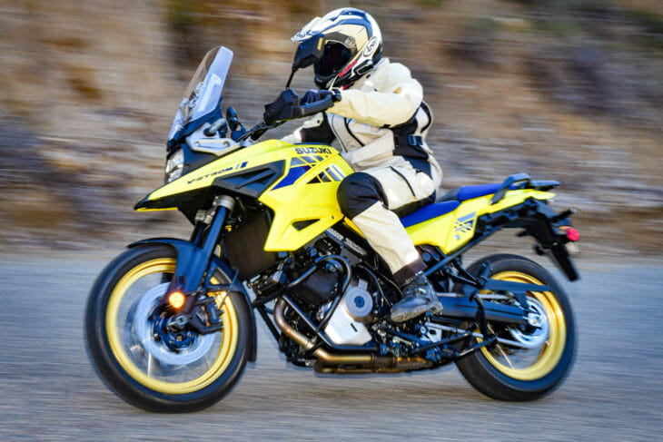 2020 Suzuki V-Strom 1050XT Review