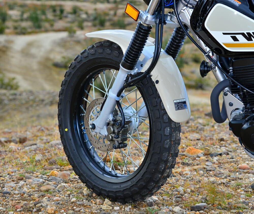 2020 Yamaha TW200 Front Tire